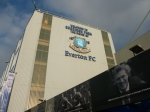 Goodison Wall of fame
